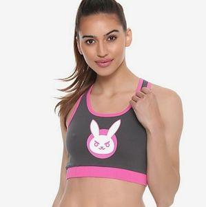 Overwatch Bunny Sports Bralette